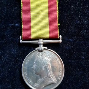 32B / 457 PTE. W. RUSSELL. 1 / 12th REGT.