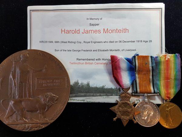 Harold James Monteith