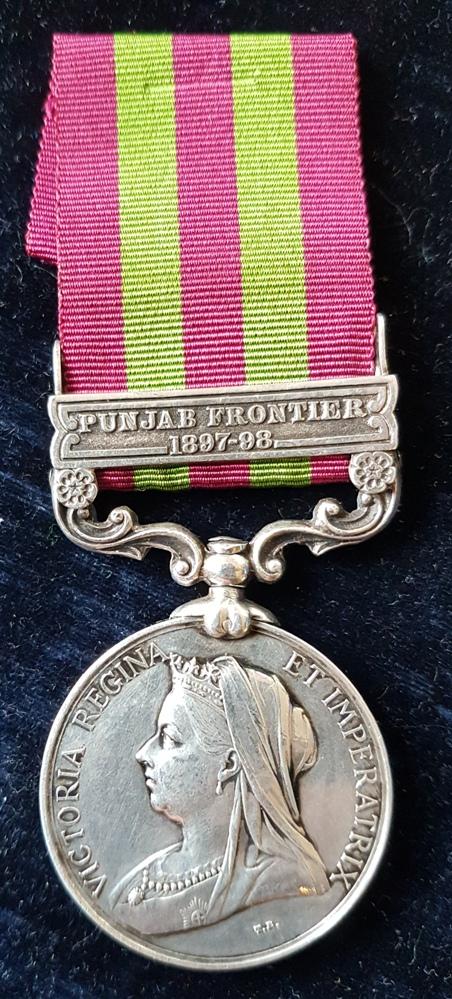 2516 Sergt J Hay Argyll and Sutherland Highlanders