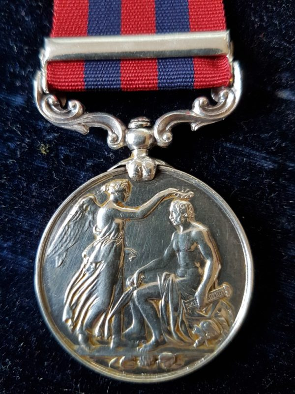 1739 Pte H Surrall 1st Bn Ches. R.