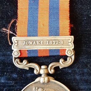 Qr Mr Serjeant Hady 13th 9th Royal Artillery