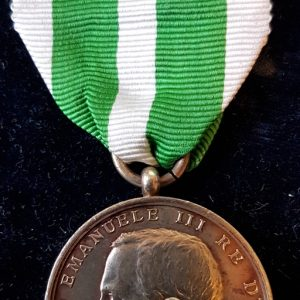 Messina Earthquake Commemorative Medal