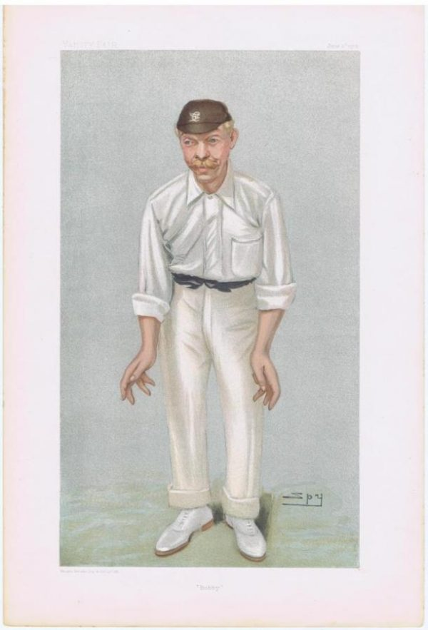 Cricketer Robert Abel