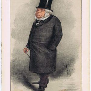 Quaker John Bright