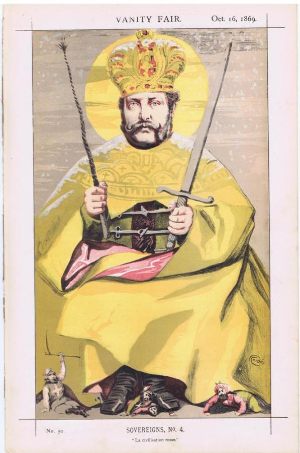 Alexander Emperor of Russia