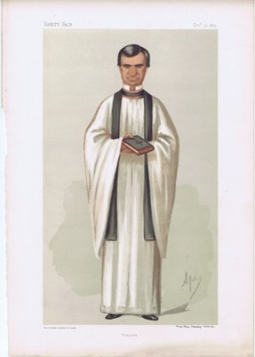 The Rev. Henry White