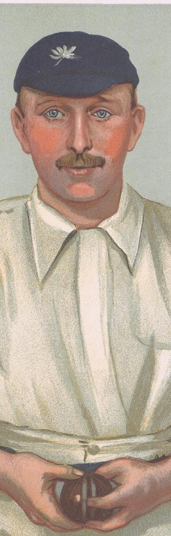 Vanity Fair Cricketer George Hirst