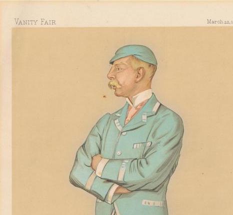 Vanity Fair Rower Fogg