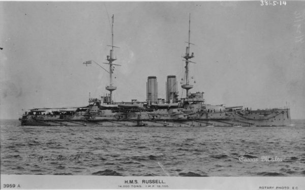 HMS Russell