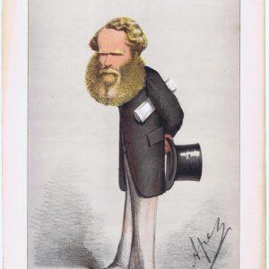 Grant Duff Vanity Fair Print