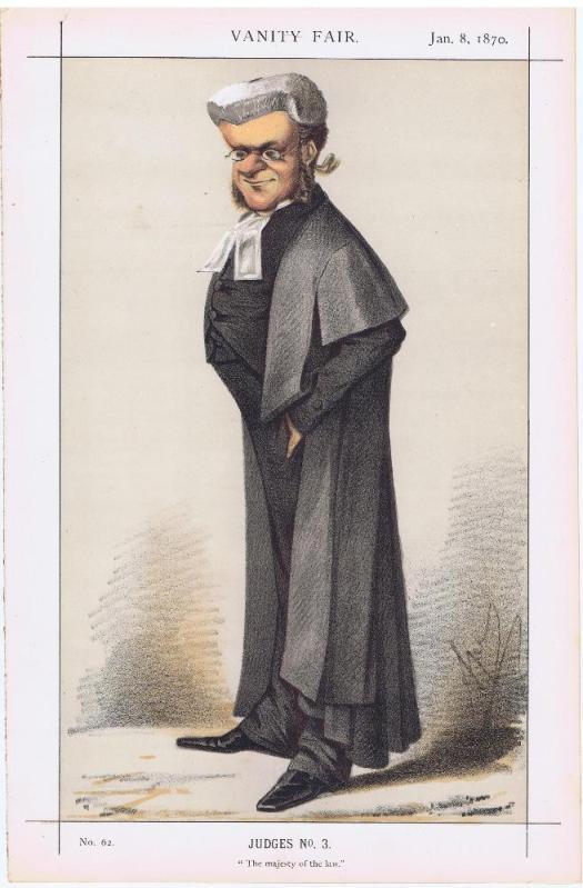 Chief Justice William Bovill