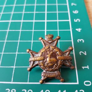 Sherwood Foresters Collar Badge