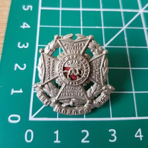 Border Regiment Collar Badge