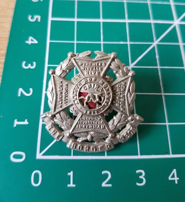 Border Regiment Collar Badge