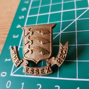 Essex Regiment Collar Badge