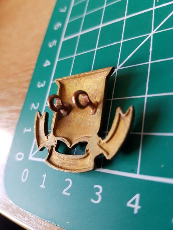Essex Regiment Collar Badge