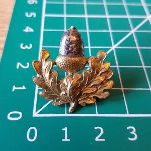 Cheshire Regiment Collar Badge