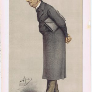 William Monsell Vanity Fair Print 1871