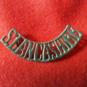 South Lancashire Regiment Shoulder Title