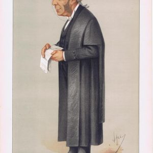 Thomas Erskine May Vanity Fair Print 1871