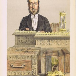 John George Dodson Vanity Fair Print