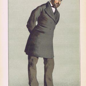 Charles Wentworth Dilke Vanity Fair Print