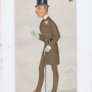 Prince Arthur The Duke Of Connaught