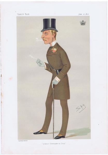 Prince Arthur The Duke Of Connaught