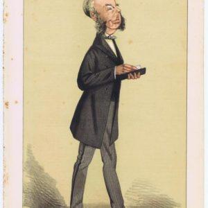 George Grenfell Glyn Vanity Fair Print