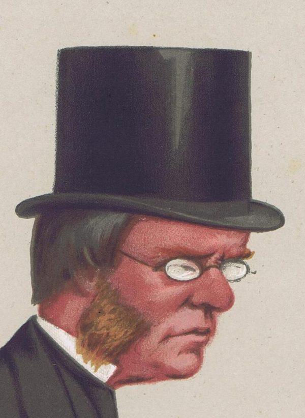 Dr. Lyon Playfair