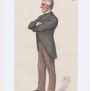Rudolph Feilding Earl Of Denbigh Vanity Fair Print