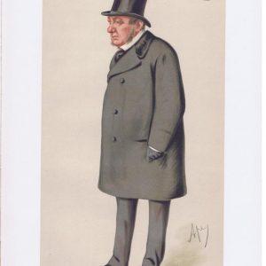 Richard Lyons Lord Lyons Vanity Fair Print
