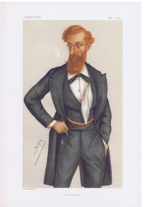 Lord James LudovicLindsay Vanity Fair Print