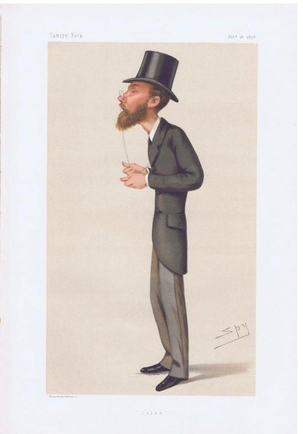 Lord Edmond George Fitzmaurice