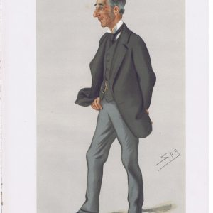 Sir Henry George Elliot Original Vanity Fair Print