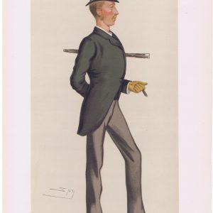 Lord Inverurie Vanity Fair Print