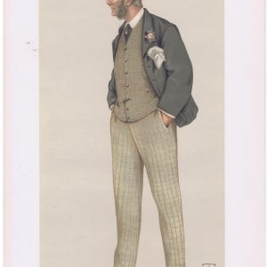 Augustus Berkeley Paget Vanity Fair Print
