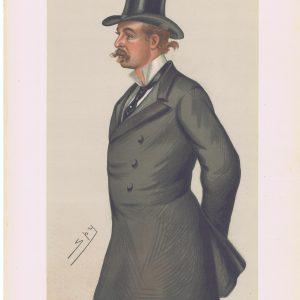 Montague John Guest Vanity Fair Print