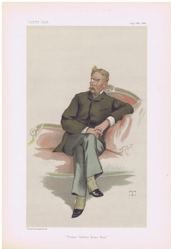 Frank O'Cahan O'Donnell Vanity Fair Print