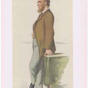Leonard Henry Courtney Vanity Fair Print