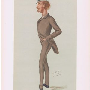 Viscount Lymington Vanity Fair Print
