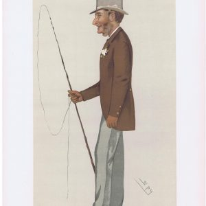 Lord Aveland Original Vanity Fair Print