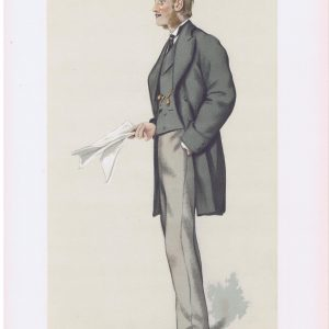 Henry George PercyOriginalVanity Fair Print