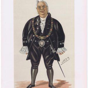 William McArthur Vanity Fair Print