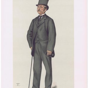 Viscount Hawarden Vanity Fair Print