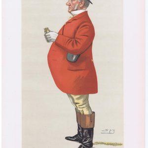Mordaunt Fenwick Bisset Vanity Fair Print