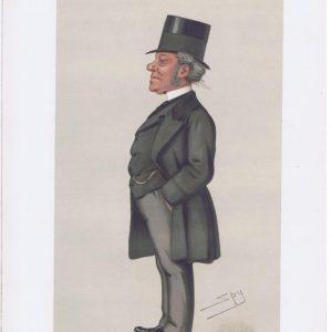Hardinge Stanley Giffard Vanity Fair Print