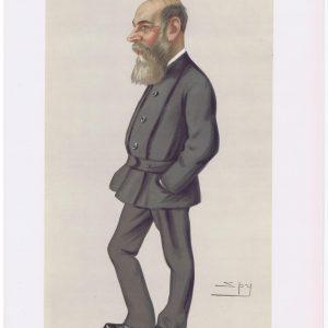 Charles Cunningham Boycott Vanity Fair Print
