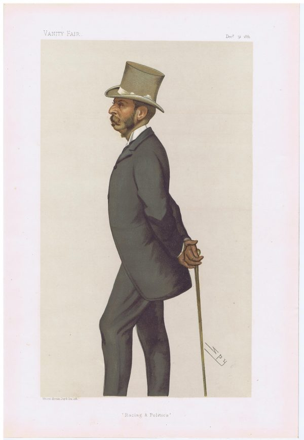 Algernon William Fulke-Grenville Vanity Fair Print