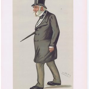 Lord Digby Original Vanity Fair Print